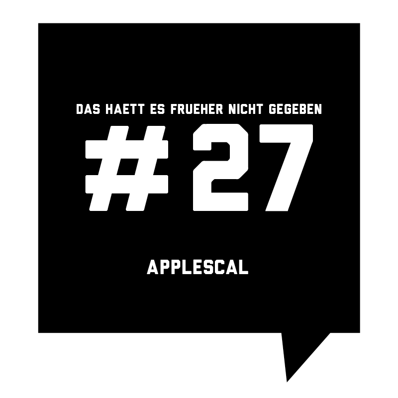 Frueher-Podcast-27-Applescal