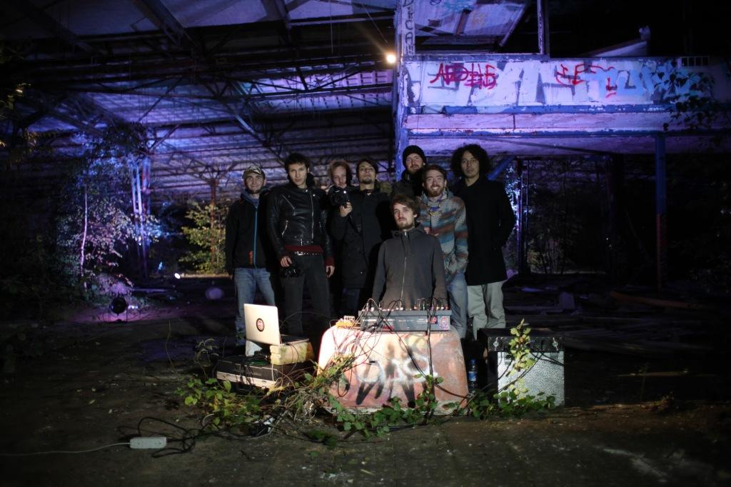 Open Stage Berlin: Crew
