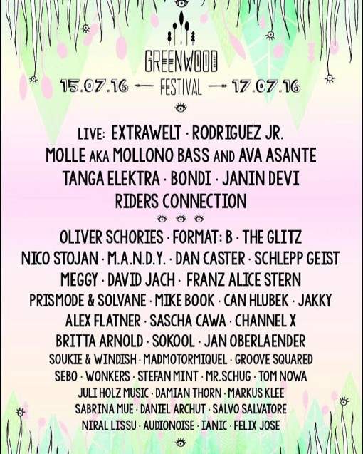 Greenwood_Line Up