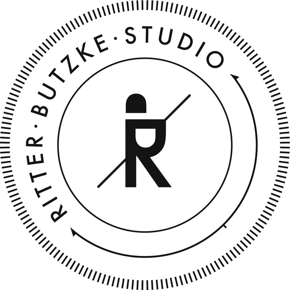 Logo_Ritter_Butzke_Studio_sw
